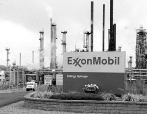 Минфин США оштрафовал ExxonMobil за нарушение антироссийских санкций