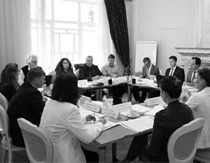 В Фонде президентских грантов состоялось заседание объединенного экспертного совета