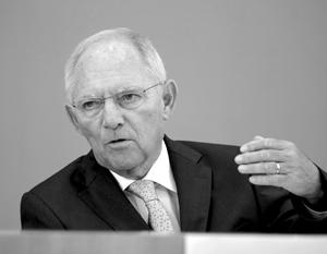 Минфин Германии призвал не позволять Эрдогану шантажировать Берлин