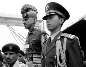 Китай потребовал от Индии вывести военных из Тибетского автономного района