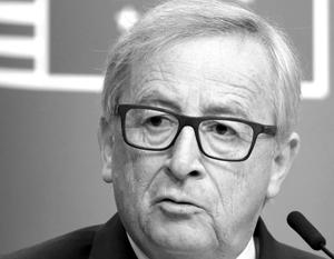 ЕС рассматривает признание антироссийских санкций США недействительными на территории Евросоюза, предупредил глава Еврокомиссии Юнкер