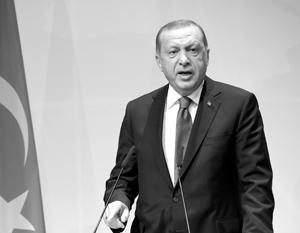 Эрдогана удивило требование США объяснить планы закупок у России ЗРС С-400