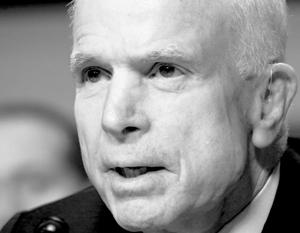 Объявлено о возвращении Маккейна в Сенат США