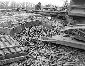 Район Станицы Луганской должен стать одним из трех «пилотных участков» примирения, но Киев и не думает отводить отсюда свои войска