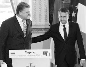 Волкер: Президент Франции сам не знает о заявленной Порошенко «формуле Макрона»