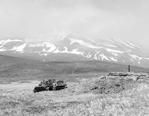 На Матуа найдены остатки резиденции командира японского гарнизона