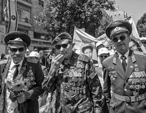 Парламент Израиля принял закон о праздновании 9 мая Дня Победы над нацистской Германией