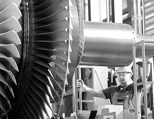 В Германии предложили вариант «легального решения» проблемы с турбинами Siemens