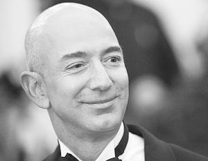 Самым богатым человеком планеты стал основатель Amazon