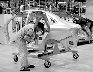 Экспорт автомобилей Lada вырос на 76%