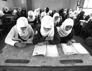 В исламских странах с недоверием относятся к западной системе образования