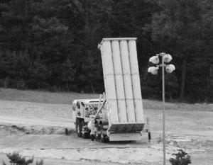 Китай потребовал не размещать новые радары и пусковые установки американской ПРО в Южной Корее