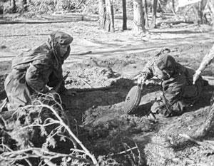 Летом 1942 года 1-я партизанская бригада под руководством Ивана Григорьева совершила в Карелии поход в тыл врага, продолжавшийся 57 дней
