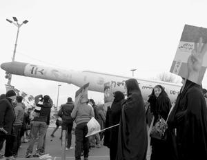 Ракета «Симорг» стала предметом гордости иранцев и еще одним поводом для новых карательных мер со стороны США