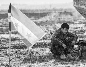 Попытки искусственно вырастить в сирийской среде европейски выглядящих и мыслящих оппозиционеров-демократов как-то не задались