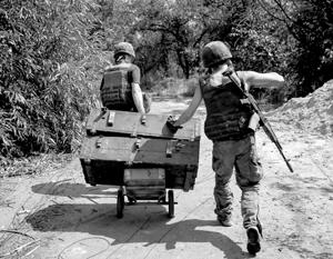 Светлодарская дуга – одно из самых горящих направлений нынешней стадии конфликта