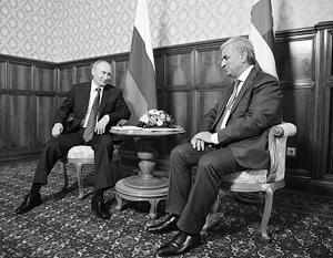«Нам есть о чем поговорить, но самое главное заключается в том, что у нас особые, совершенно особые отношения с Абхазией»