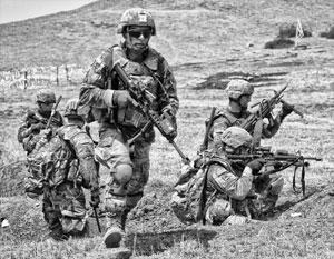 Сможет ли американская армия, уровень которой резко просел, справиться с армиями КНР и России одновременно?