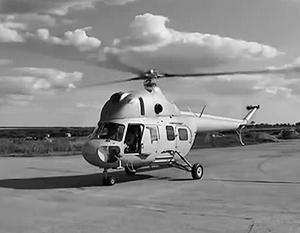 Новый украинский вертолет «Надежда», судя по всему, будет выглядеть как старый советский (на фото – Ми-2МСБ, украинская модернизация легендарной машины КБ Миля)