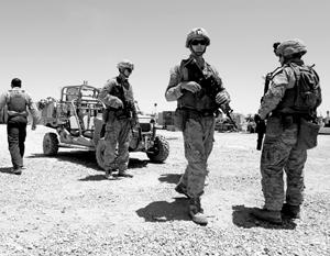 Как считает Москва, американские интервенты в Афганистане уже 16 лет топчутся на месте