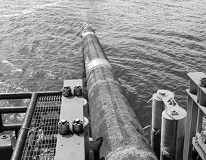 Газпром уложил по дну Черного моря около 170 км «Турецкого потока»