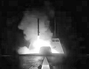 Новая крылатая ракета MdCN, выпущенная по Сирии с борта фрегата «Лангедок», прошла боевое крещение