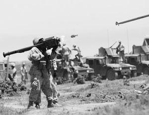 «Стингеры» используют, чтобы сбивать самолеты или вертолеты – и только с близкого расстояния
