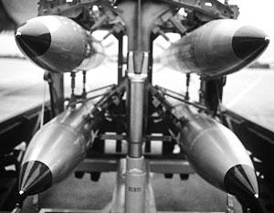 Ядерное оружие США на территории Германии – это необходимость, уверены в Берлине