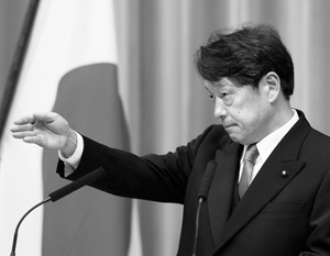 Глава минобороны Японии Ицунори Онодэра пояснил: северокорейская ракета способна долететь до острова Гуам, где находятся американские военные объекты
