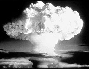 Владение ядерным оружием нужно сделать легальным