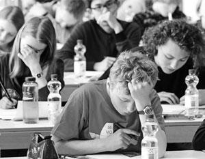 Образовательная среда – мощная цементирующая система, делающая общество единым целым