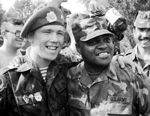 Армии США и России «по-братски» заняли первое и второе места в рейтинге соответственно