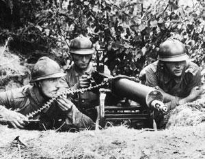 Польша стала «самой большой жертвой Второй мировой войны», полагают в Варшаве (на снимке – польские военные во время кампании 1939 года)