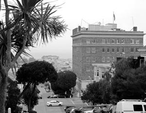То, что для закрытия было выбрано консульство в Сан-Франциско, не случайно