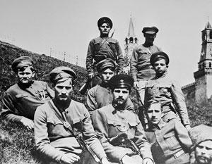 Немцы захватили Ригу, воспользовавшись разложением русской армии