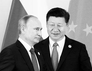 Владимир Путин и Си Цзиньпин сохраняют статус главных неформальных лидеров БРИКС