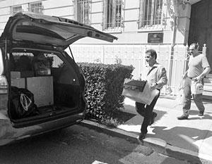 Обыски, которые прошли в зданиях российских диппредставительств, Москва сочла захватом и враждебным актом