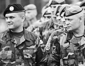 Молдавская армия должна решить, кого слушаться – того, кто правит по конституции, или тех, кто правит «по беспределу»