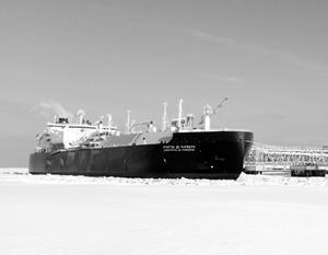 «Кристоф де Маржери», первый из 15 танкеров, может ходить по Севморпути без ледовой проводки