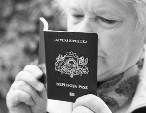 По сей день в Латвии проживают свыше 240 тысяч неграждан