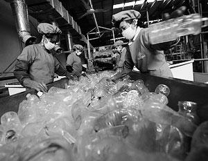 Китай резко сократил ввоз мусора из США