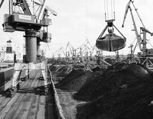 Американский уголь в три раза дороже донбасского, и его мало