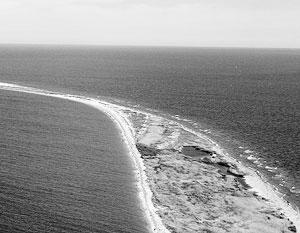 Российская часть Каспийского моря может исчезнуть всего через 75 лет