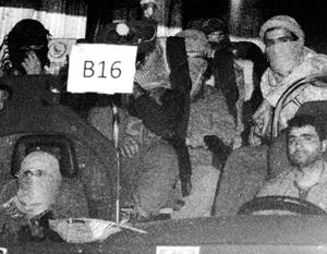 Боевики ИГ перемещаются от ливано-сирийской границы на автобусах