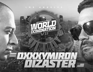 Объявлен рэп-баттл россиянина Oxxxymiron с американцем Dizaster