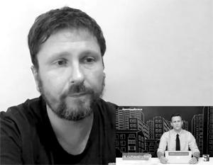 Шарий поймал Навального на противоречащих друг другу заявлениях о Кадырове