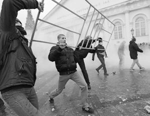 Беспорядки на Манежной площади в 2011 году стали пиком межнациональной напряженности