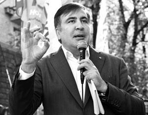 Михаил Саакашвили, как и обещал, побывал в Киеве 19 сентября