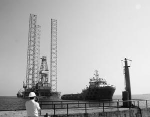 Буровая установка «Петр Годованец» – один из активов, компенсации за который от России требует «Нафтогаз»