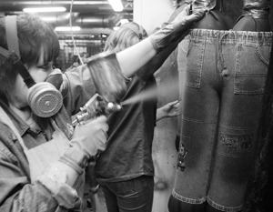 Российскую одежду стали покупать в Китае